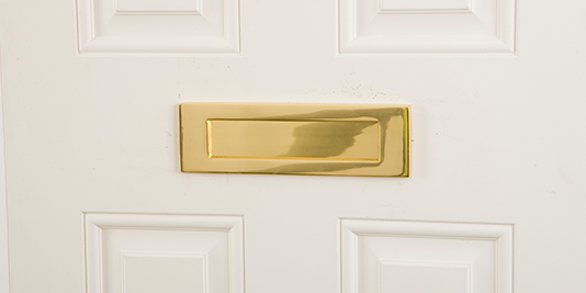 How to Fit a Letterbox
