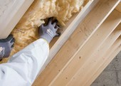Insulating Rafters