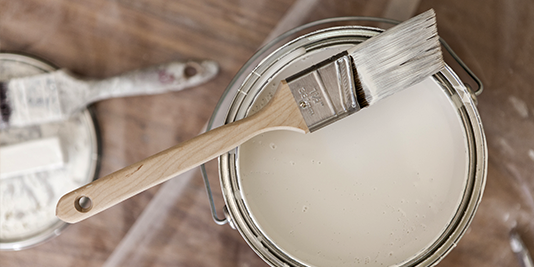 How to Clean & Care for Paint Brushes