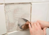 Remove Remaining Grout