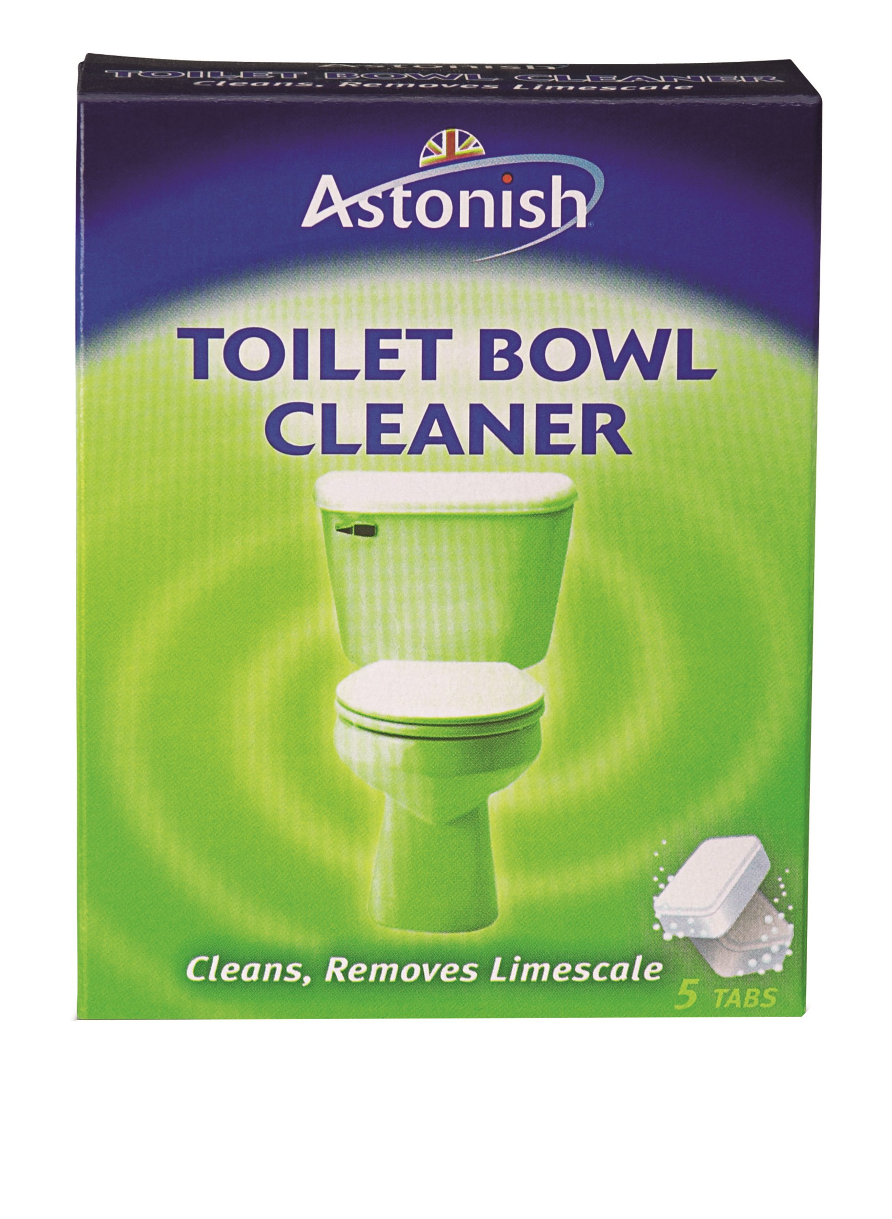 Astonish toilet bowl cleaner tabs 5 pack home cleaning for H g bathroom mould spray