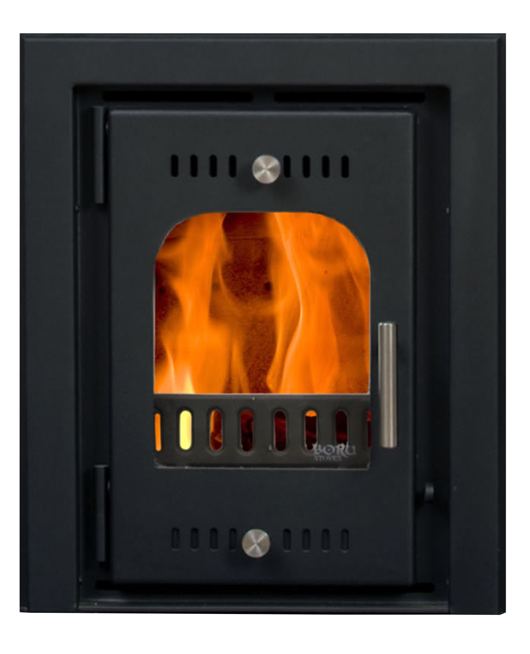 Helpful Tips To Light Your Kitchen For Maximum Efficiency: Boru Stoves Fiachra Insert Non-Boiler Stove - 7kW