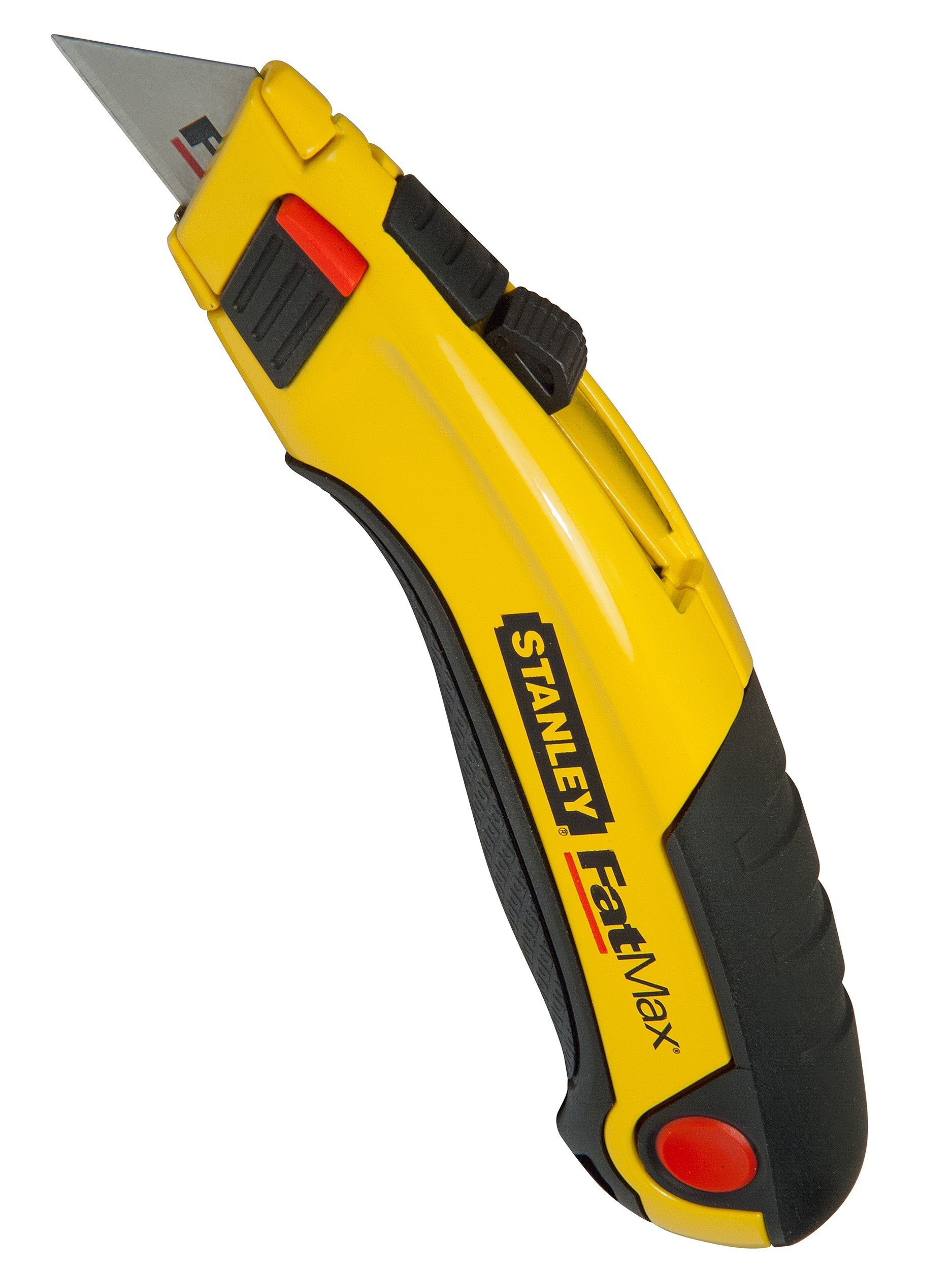 Stanley Retractable Utility Knife | Hand Saws & Blades