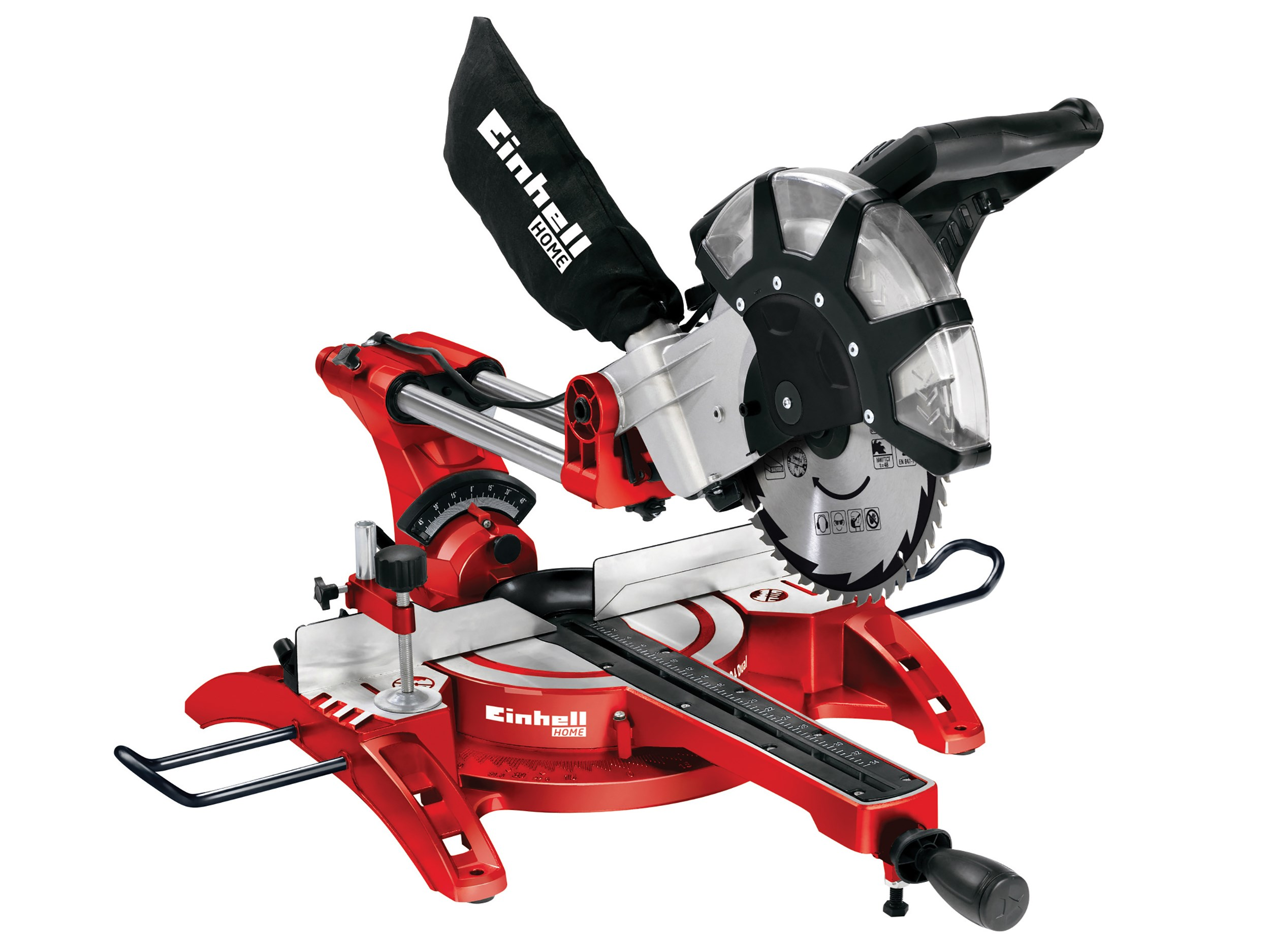 Einhell Th Sm2534 Sliding Cross Cut Mitre Saw 250mm