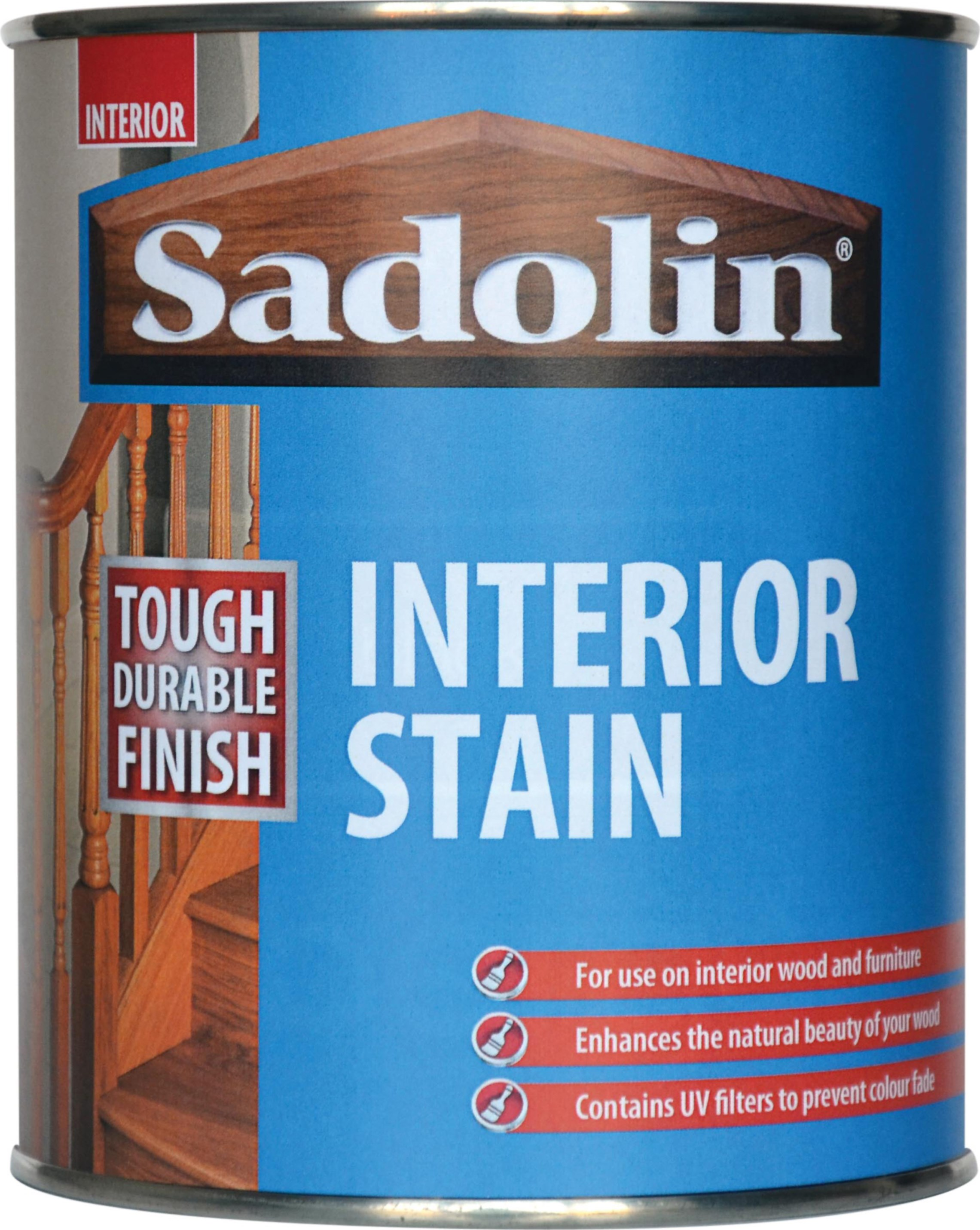 Sadolin Interior Wood Stain 500ml Stains Amp Varnish