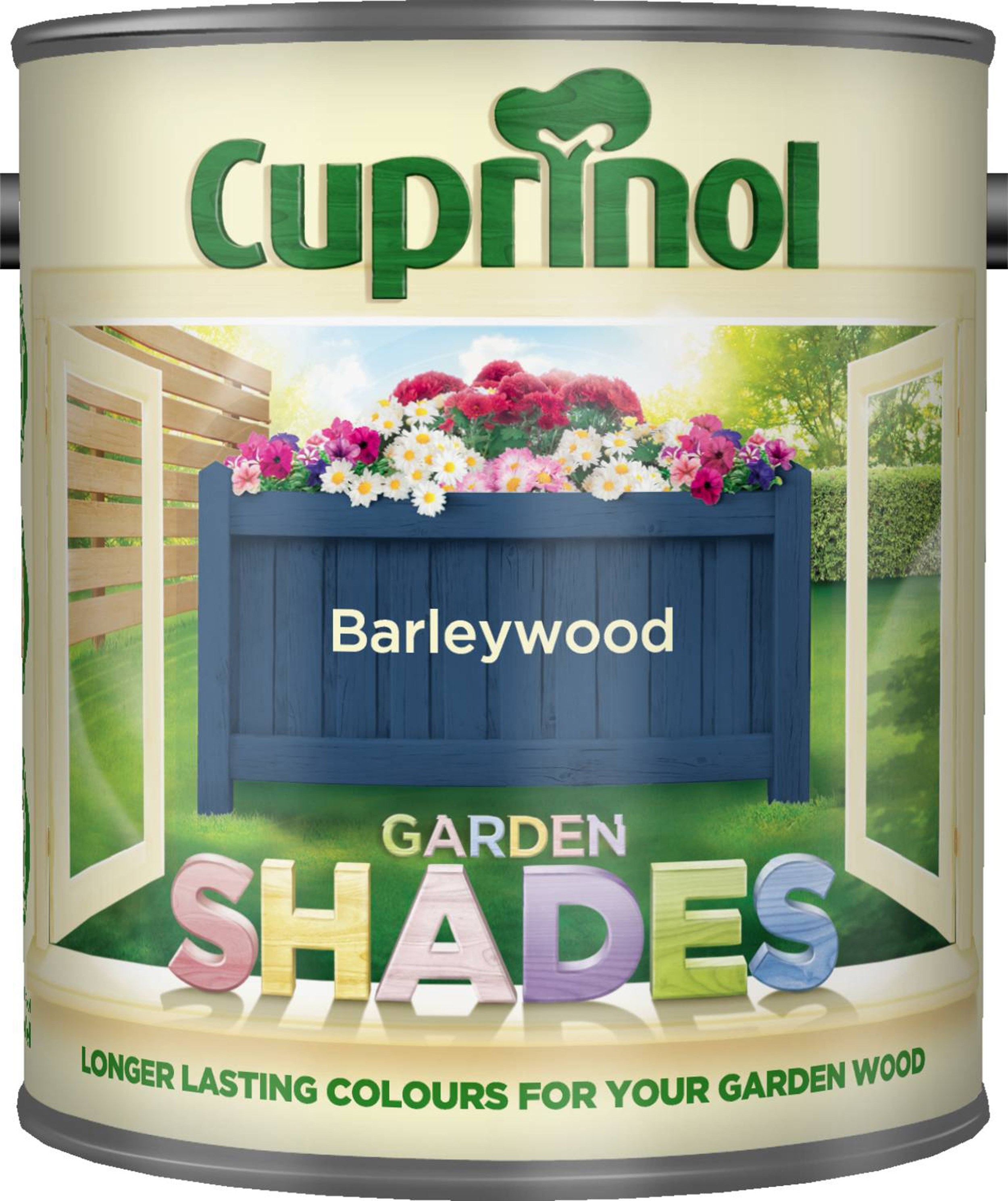 Cuprinol Garden Shades Colours Paint Litre Furniture