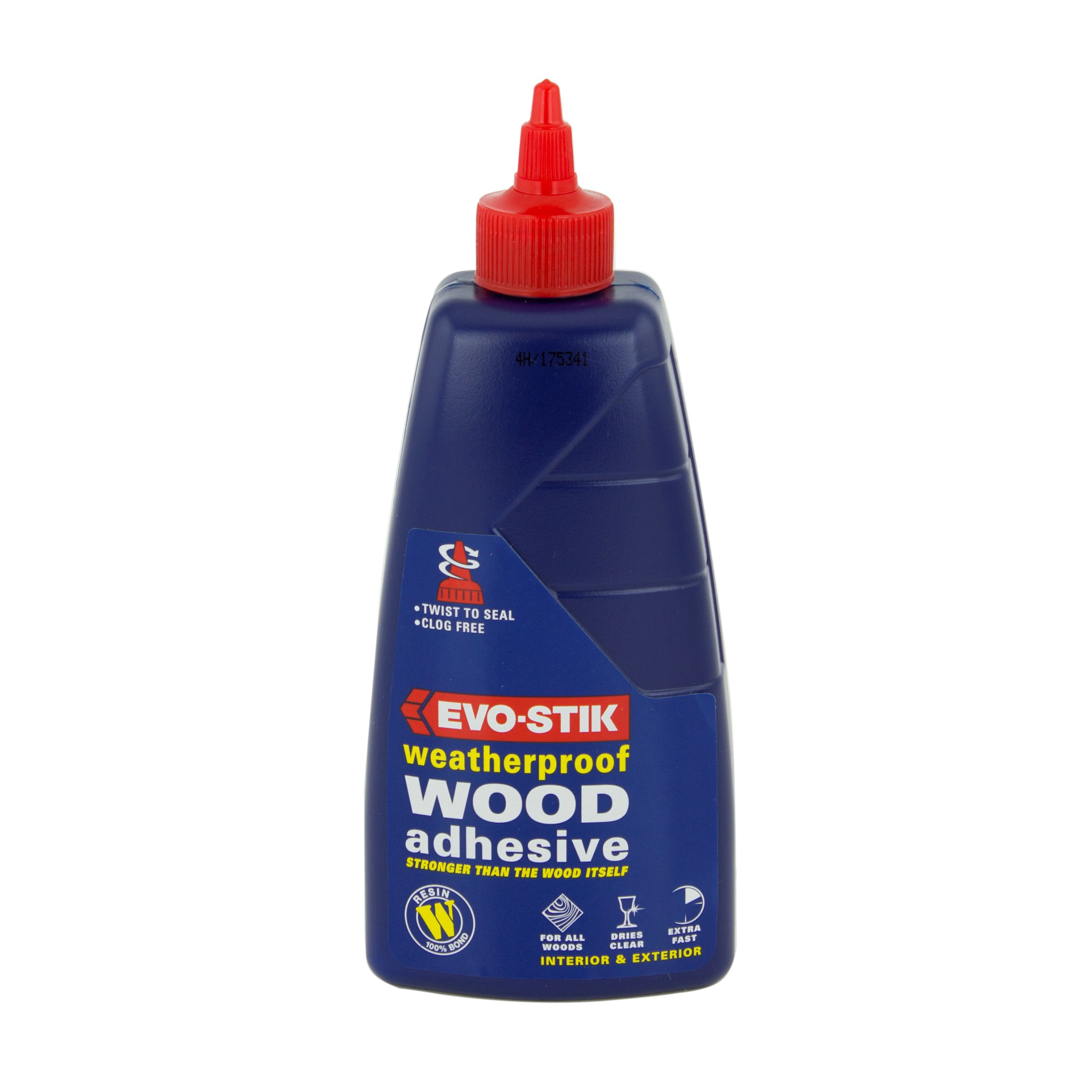 Evo Stik Weatherproof Wood Adhesive 500ml Wood