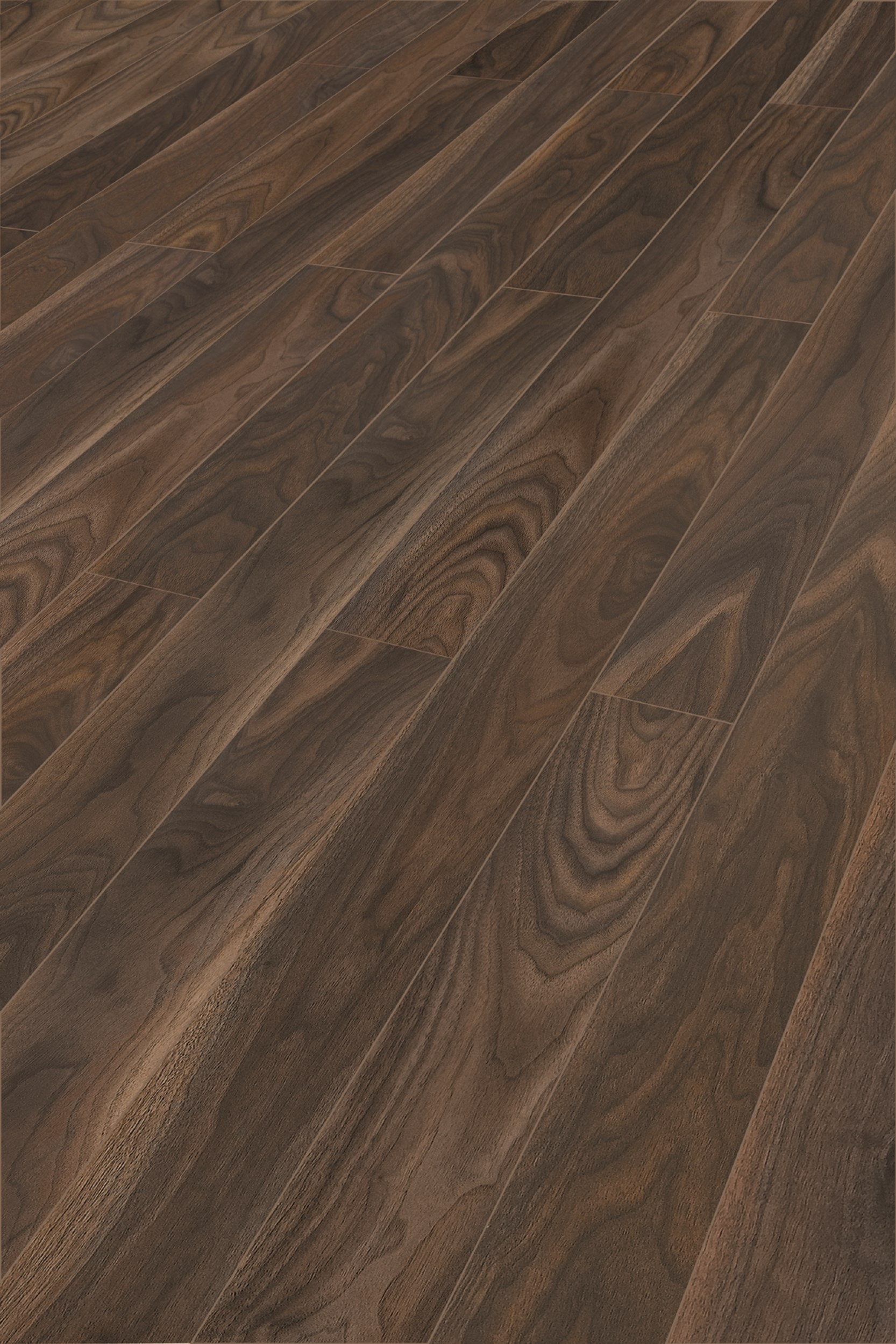 Canadia Prestige Dusky Walnut 12mm 4v Laminate Flooring
