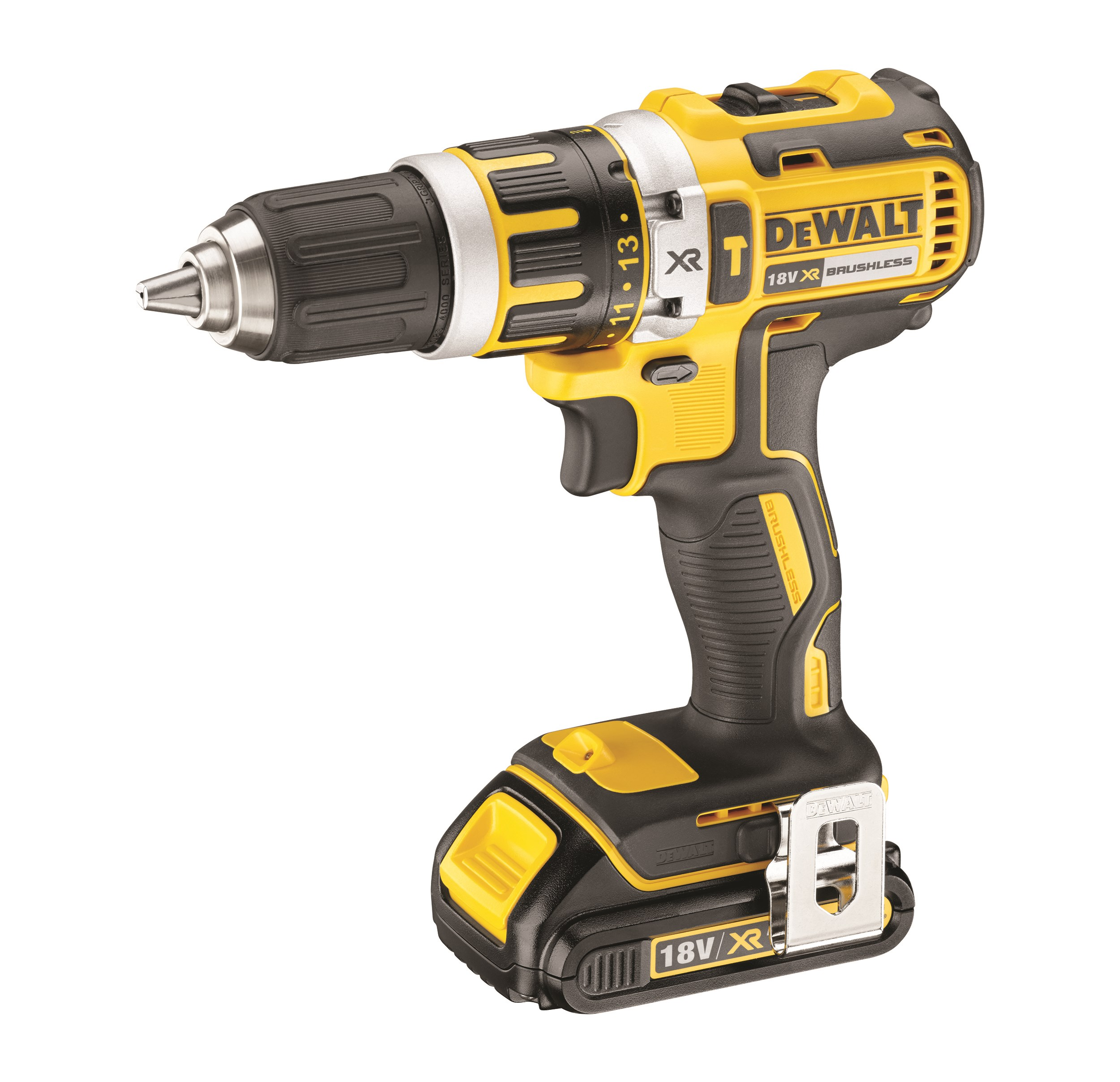 Dewalt Dcd795m1 Compact Brushless Hammer Drill Driver