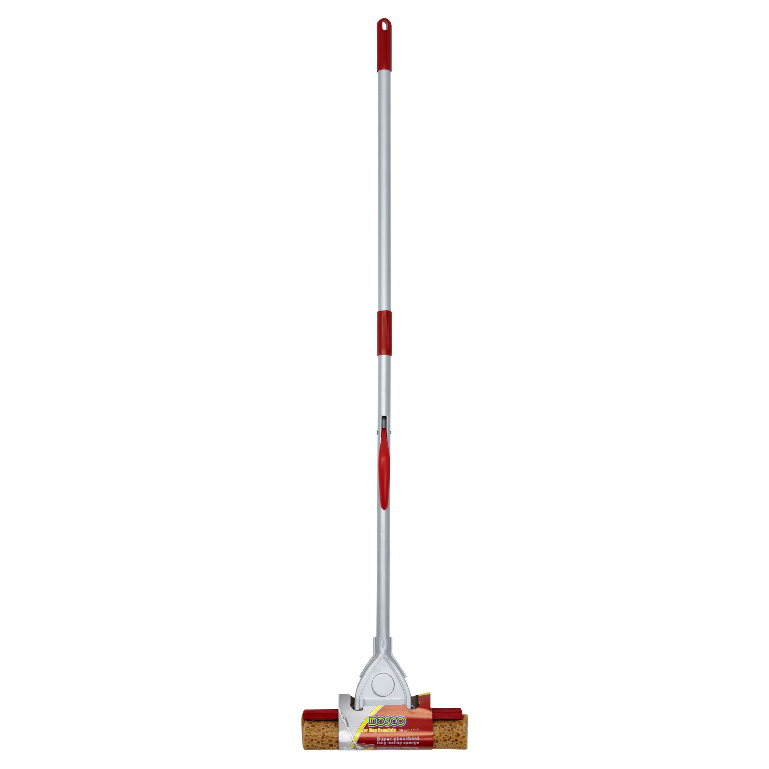 Dosco Sponge Mop Amp Handle 11in Mops Amp Brooms Topline Ie