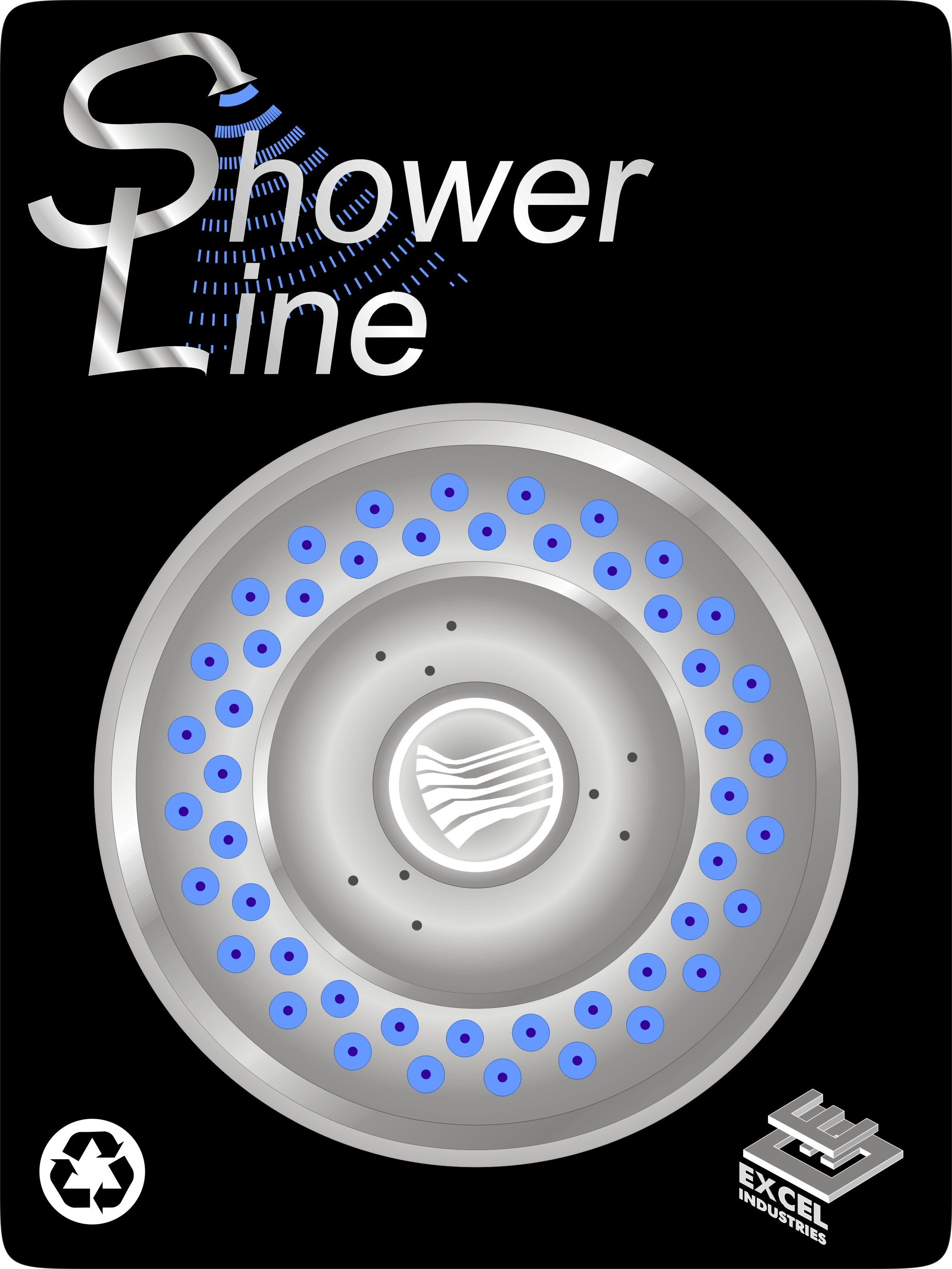 how to clean lime from shower head