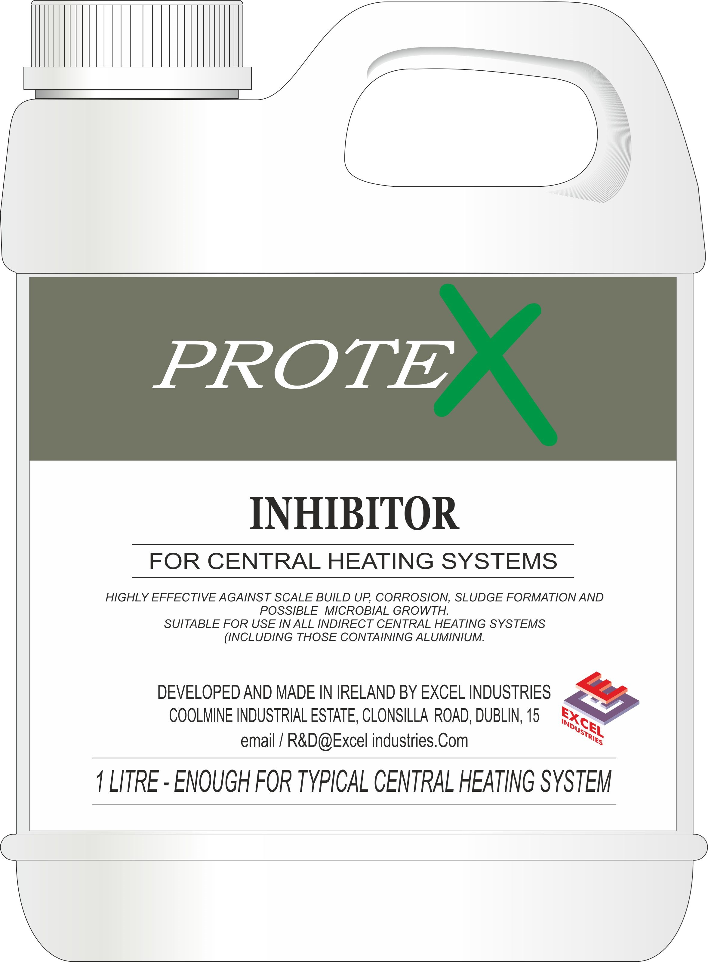 Protex Inhibitor For Central Heating Systems 1 Litre