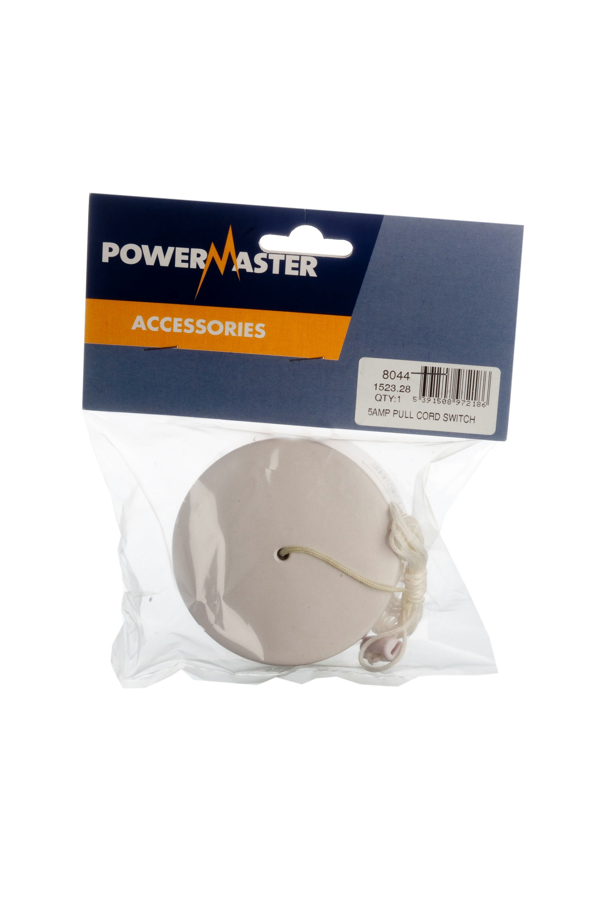 Powermaster 2 Way Pull Cord Switch 6 Amp Switches