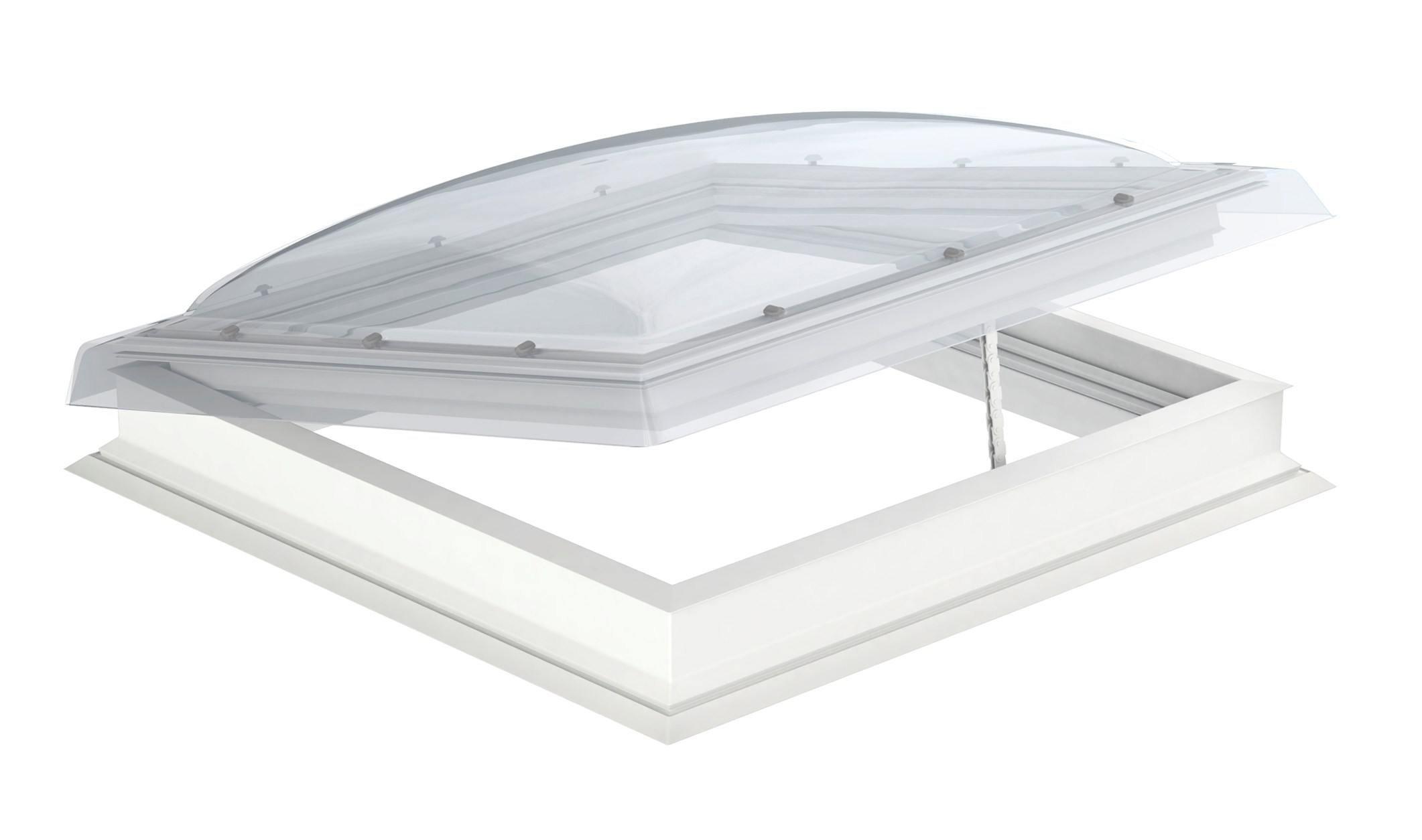 Velux Flat Roof Electric Dome Window Cvp S02g Roof
