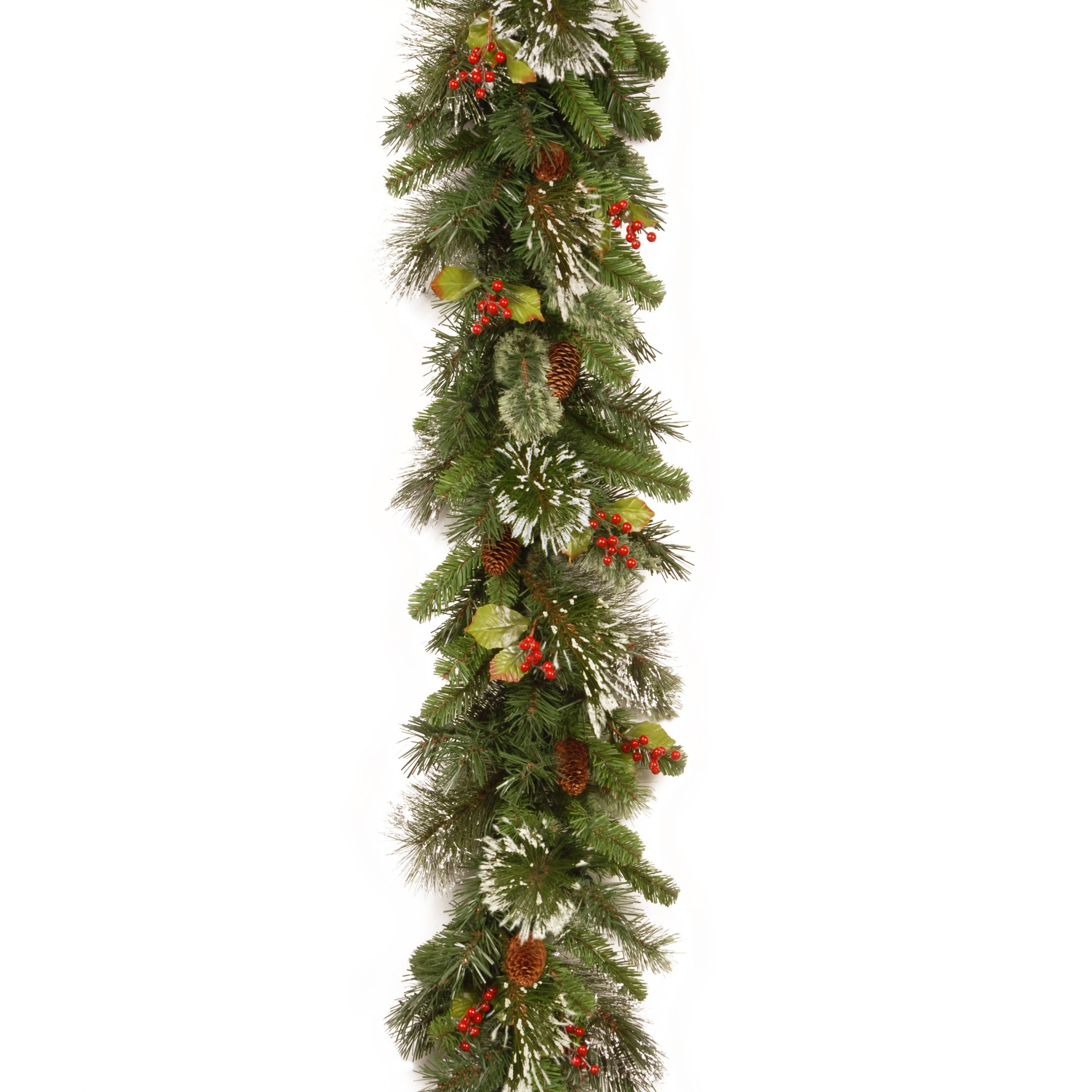 Artificial Christmas Tree 9 Ft