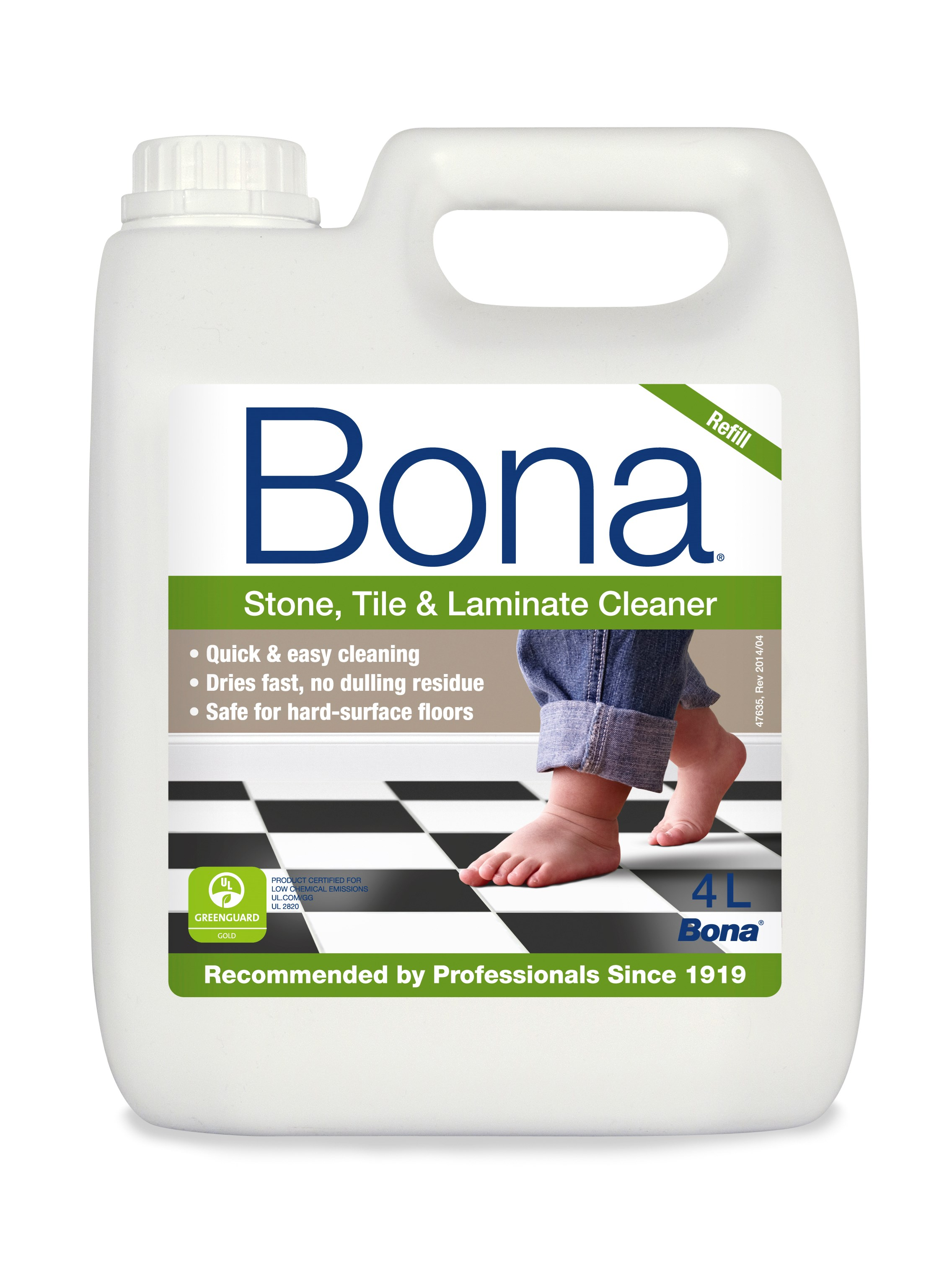 Products to clean tile floors