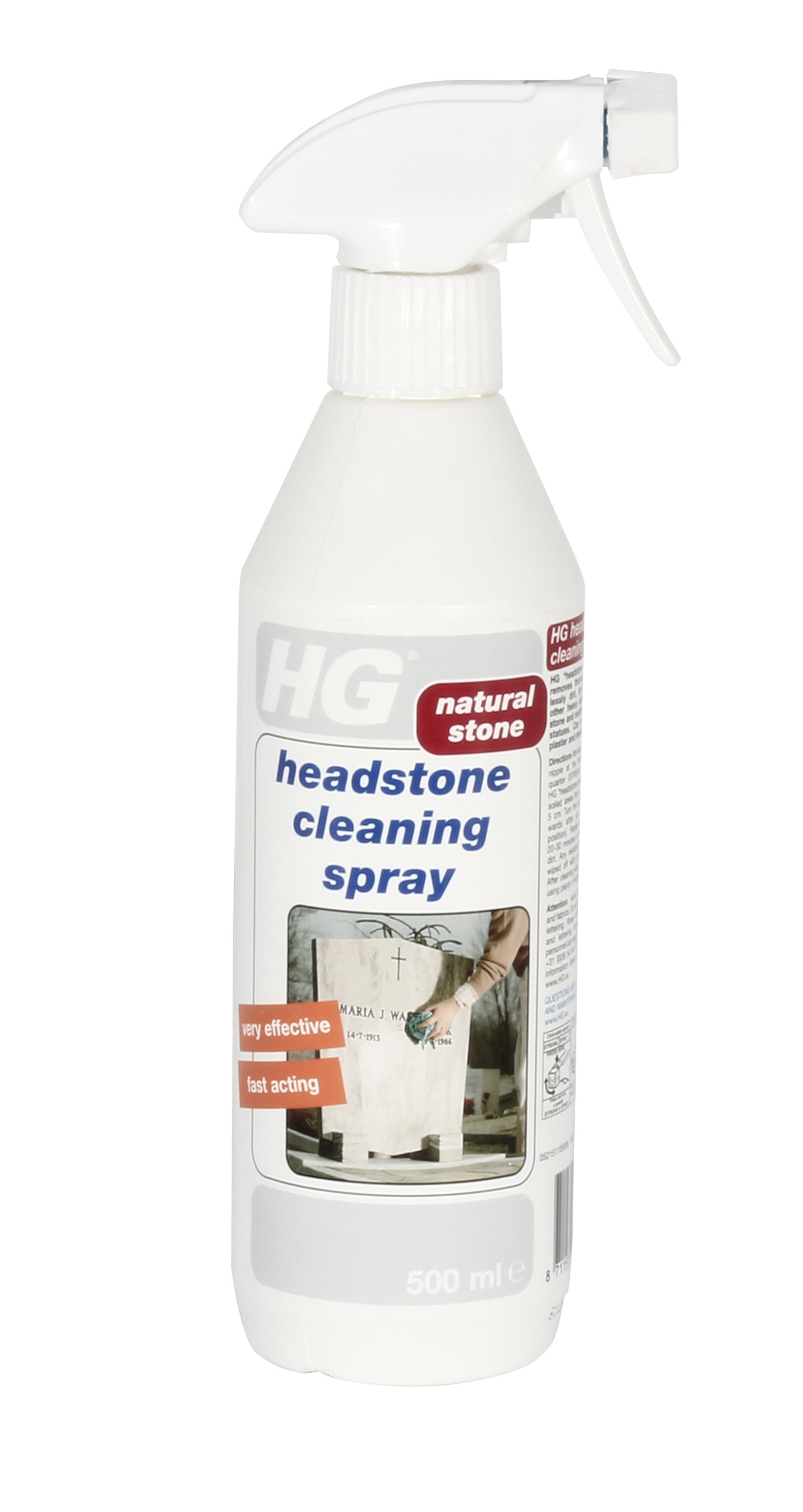 hg headstone cleaning spray 1 litre home cleaning. Black Bedroom Furniture Sets. Home Design Ideas