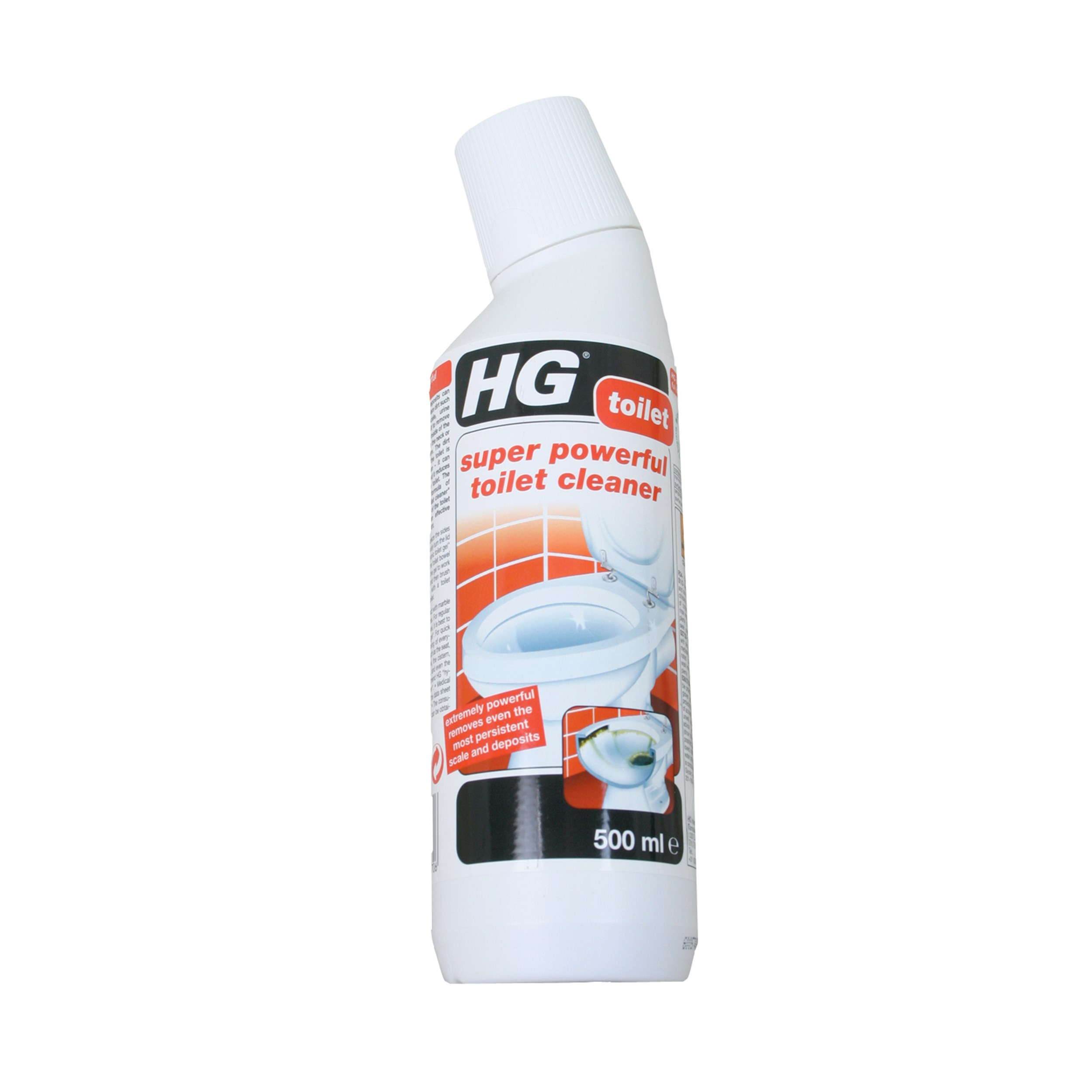 HG Super Powerful Toilet Cleaner - 500ml | Home Cleaning Products ...