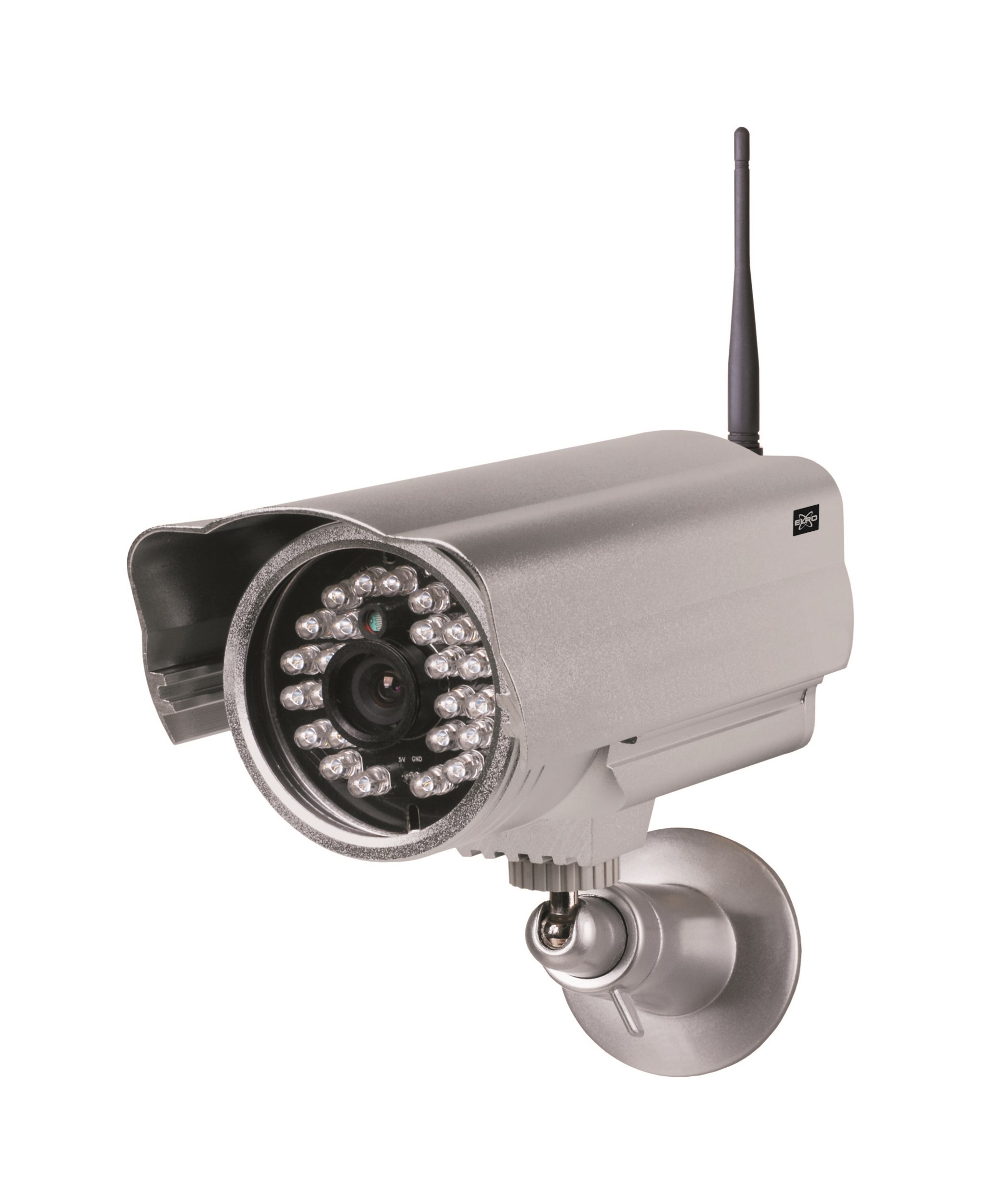 Elro wirefree ip camera c903ip security cameras for Security camera placement tool