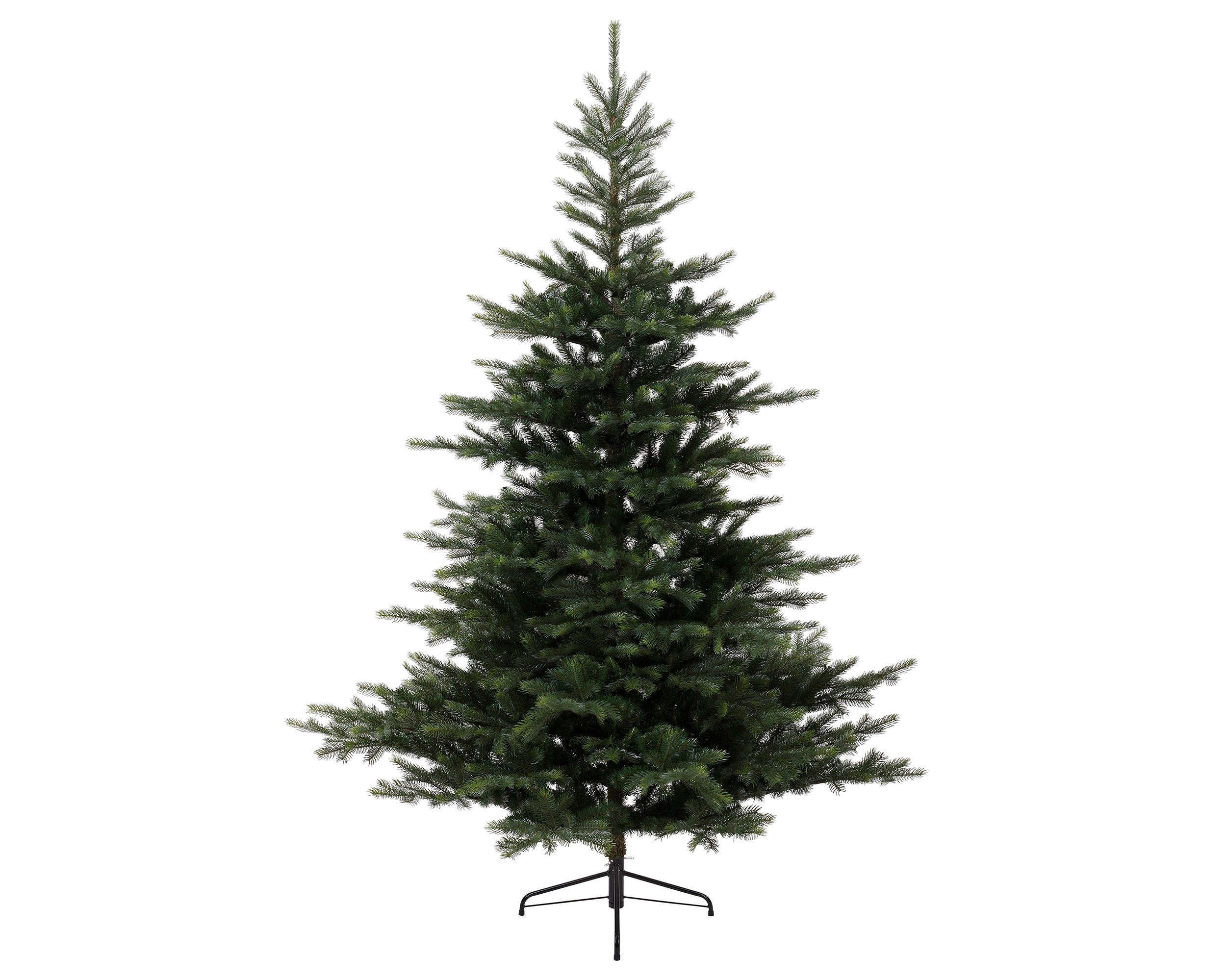 Real Looking Artificial Christmas Tree
