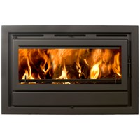 Boru Stoves  900i Double Sided Insert Non-Boiler Stove - 14kW