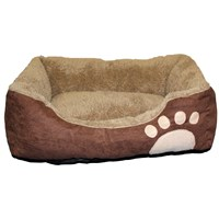 Toto & Mimi  Cushioned Pet Bed - Large