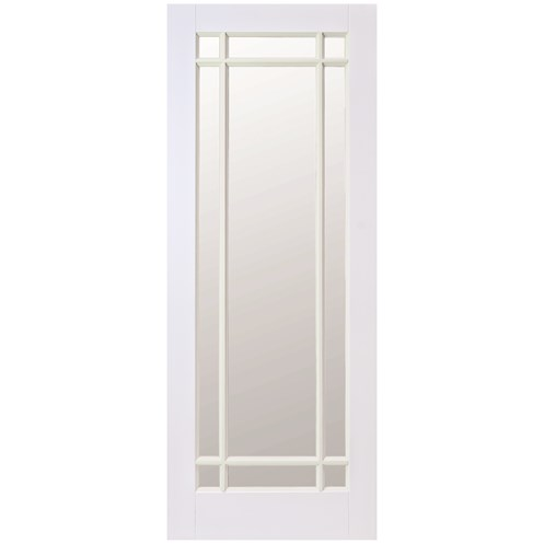 Doras  Java White Bora Door - 44mm