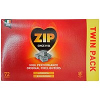 ZIP  Original Firelighters - 72 Pieces