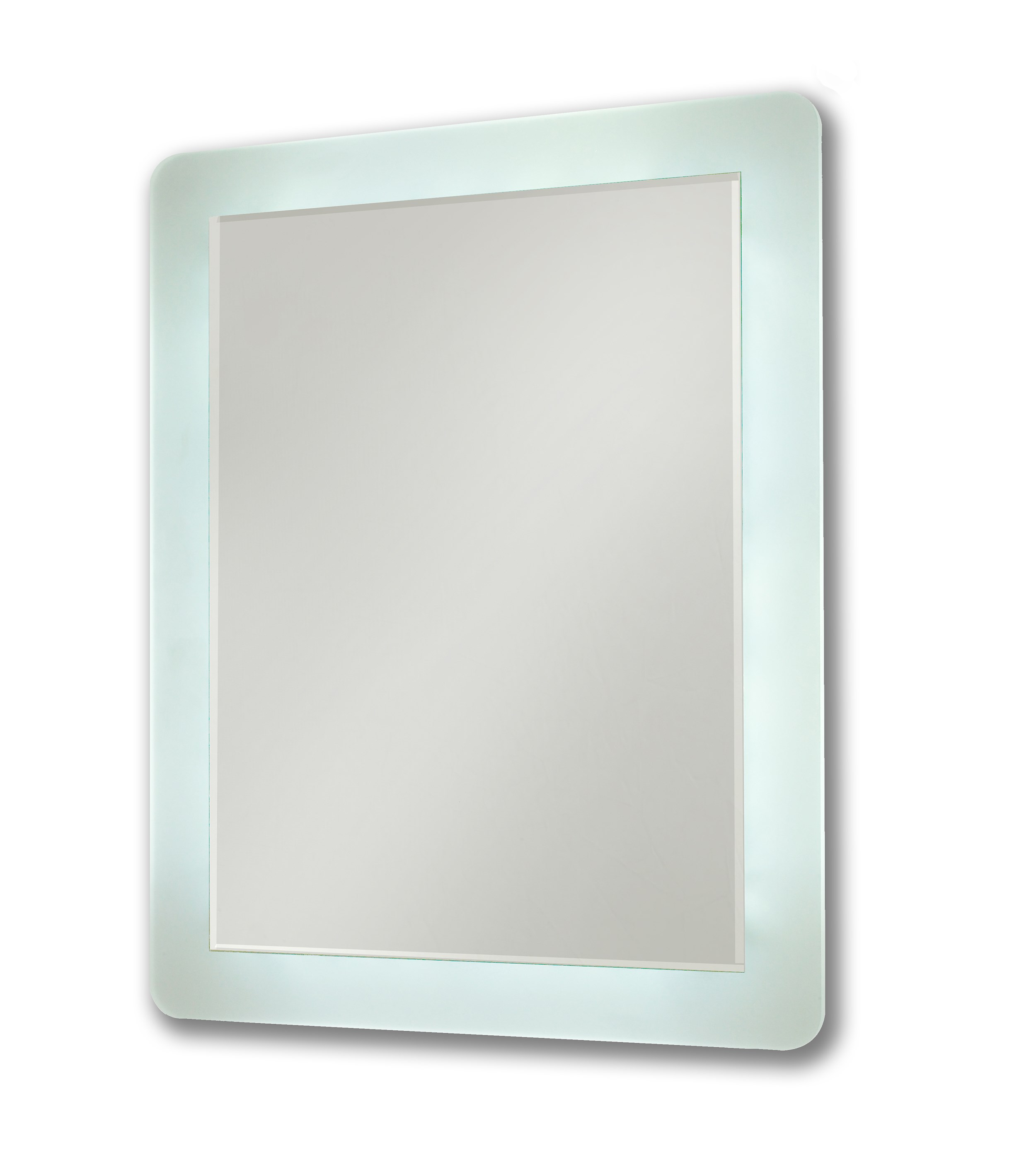 Sycamore  Illuminated Halo Mirror with Demister - 39 x 50cm