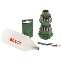 Bosch  25 Piece Screwdriver Bit Set - 2607019503