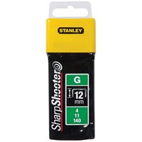 Stanley SharpShooter Heavy Duty Staples TRA7 - 500 Pack