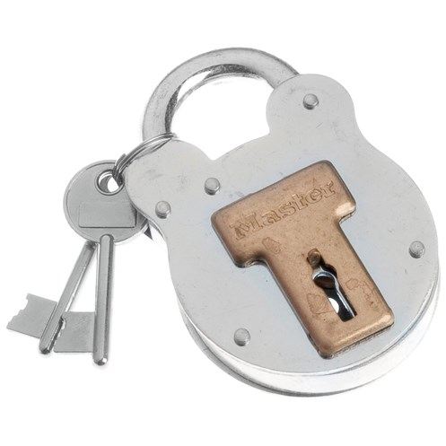 Master Lock  Old English Padlock - 50mm