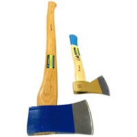 Dargan  4.5lb Hickory Handle Axe & 1.5lb Axe
