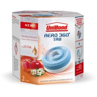 Unibond  Aero 360 Moisture Absorber Refill Tabs Fruit Sensation - Twin Pack