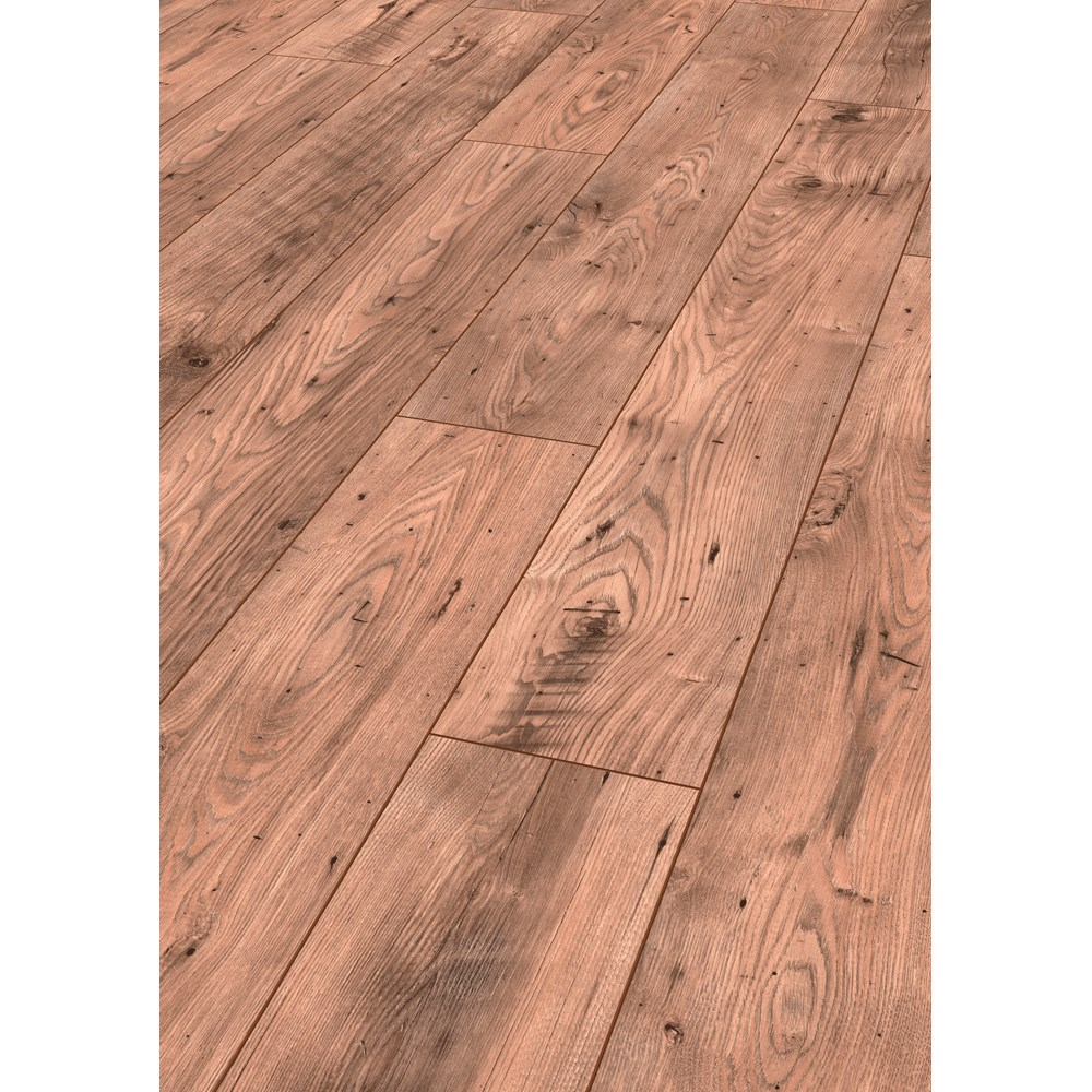 Kronotex My Chalet 10mm 4v Chestnut Beige Laminate Floor 1 598m² Pack