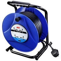 Ace  Power Cable Open Reel 220v - 15m