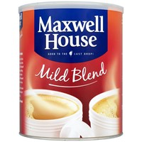 Maxwell House  Mild Blend Coffee - 750g