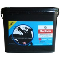 Bayer Environmental Rodilon Wheat Tech Rat & Mice Killer- 2.5kg