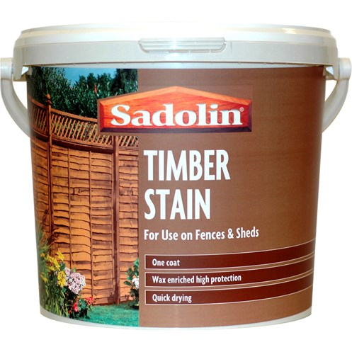 Sadolin  Colours Timberstain - 5 Litre