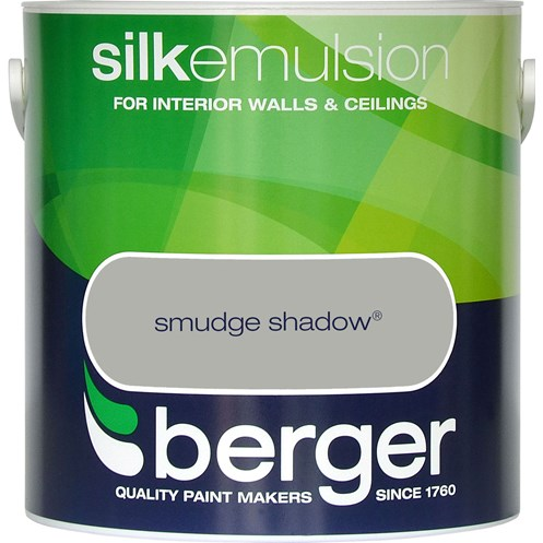 Berger  Silk Colours Paint - 2.5 Litre
