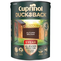 Cuprinol  5 Year Ducksback Wood Stain - 5 Litre