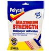 Polycell  Maximum Strength Wallpaper Adhesive - 10 Rolls