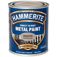 Hammerite  Direct to Rust Smooth Finish Metal Paint - 750ml