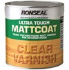 Ronseal  Ultra Tough Varnish Matt - 5 Litre