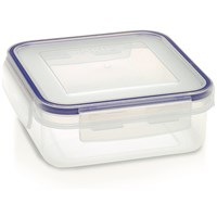 Addis Clip & Close Square Food Storage Box - 700ml