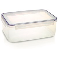 Addis Clip & Close Rectangular Food Storage Box - 5.2 Litre