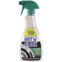Turtle Wax Wet 'N'Black Professional Tyre Dressing - 500ml