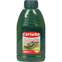 Carlube  2 Stroke Lawnmower Oil - 500ml