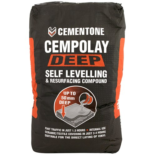 Cementone Cempolay Deep Self Levelling Amp Resurfacing