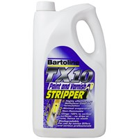 Bartoline TX-10 Paint & Varnish Stripper - 5 Litre